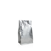 Box pouches 108 mm x 139 mm Silver