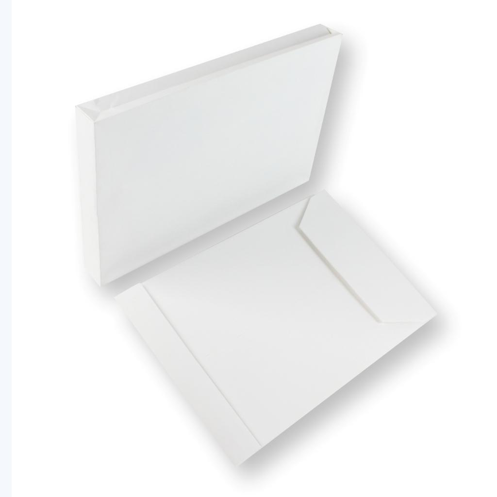 enveloppe soufflet a4 c4 blanc. Black Bedroom Furniture Sets. Home Design Ideas