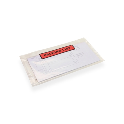Pochettes Porte-Documents Din-Long Translucide