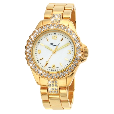 Regal horloge Glamour Gold R14438-132 (1008747)