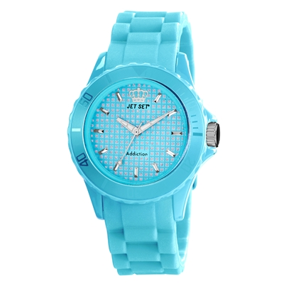 Jetset horloge Addiction J18412-636 (1018828)