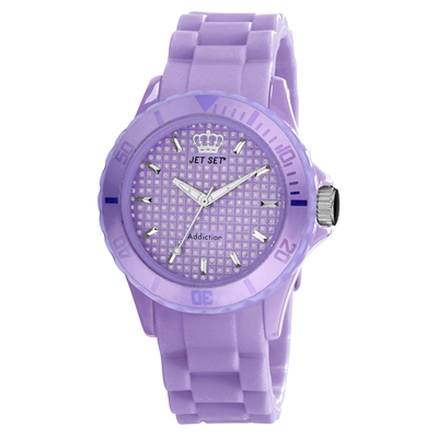 Jetset horloge Addiction J18412-030 (1018832)