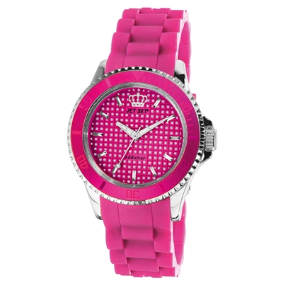 Jetset horloge Addiction J20534-17 (1019615)