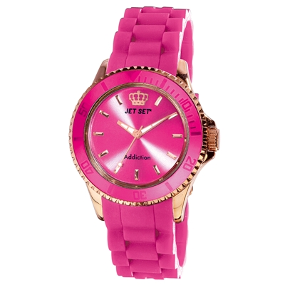 Jetset horloge Addiction R2053R-32 (1019630)