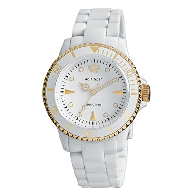 Jetset horloge Addiction J16358-15 (1009350)