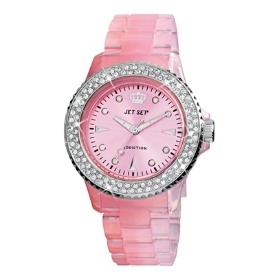 JetSet horloge Addiction J12234-36 (1017133)