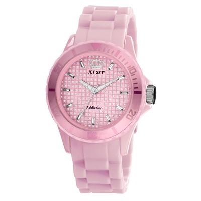 Jetset horloge Addiction J18412-535 (1018831)