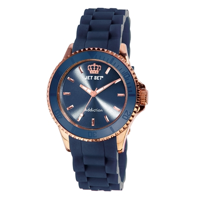 Jetset horloge Addiction J2053R-30 (1019628)