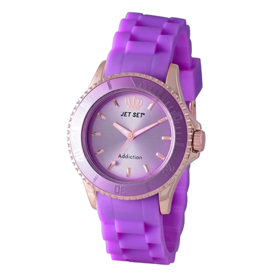 Jetset horloge Addiction YA2053-51-C (1024159)