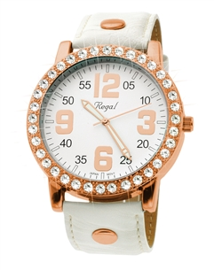 Regal horloge XL rose R2388R-161 (1019301)