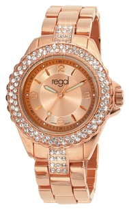 Regal horloge Glamour rose R1443R-732 (1017578)