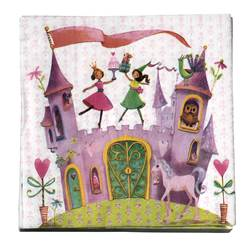 PRINCESS Set de 20 serviettes