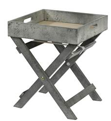 CEMENT Mini table plateau