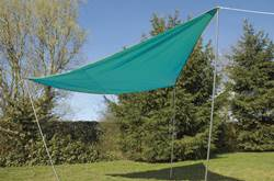 NEW TRIANGLE Voile d'ombrage