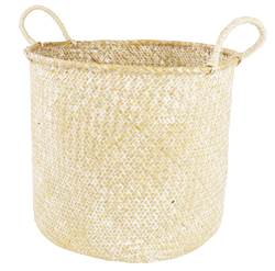 SEAGRASS Panier rond L