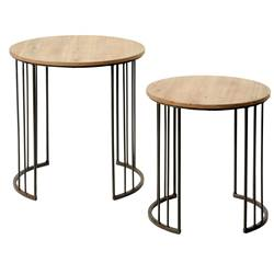 FRAMES Tables d'appoint