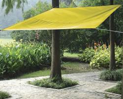 NEW SQUARE Voile d'ombrage