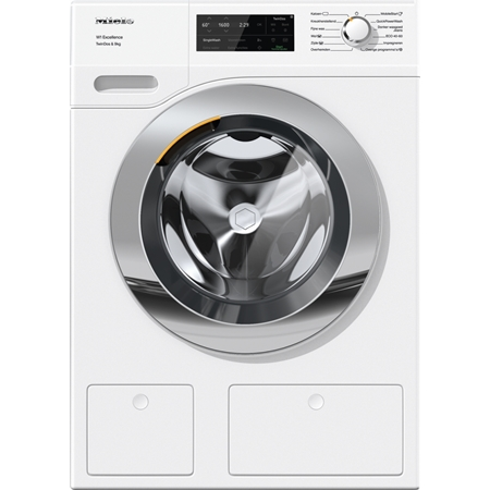 Miele WEI 875 WPS W1 ChromeEdition wasmachine