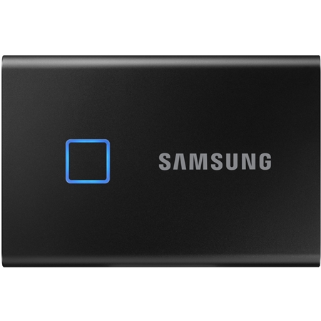 Samsung T7 Touch Portable SSD 500GB