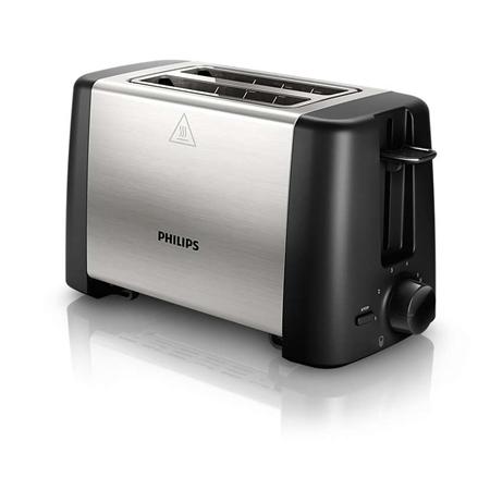 Philips HD4825/90 zwart Broodrooster