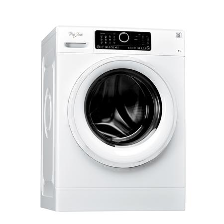 Whirlpool FSCR 80417 wit Wasmachine