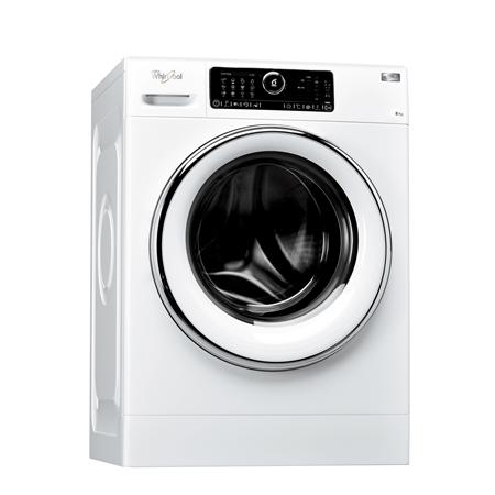 Whirlpool FSCR 80420 wit Wasmachine