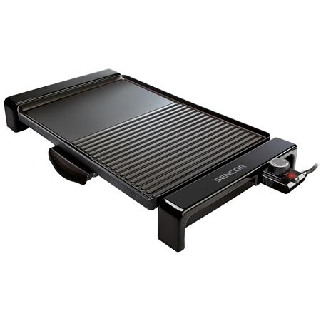 Sencor SBG106BK zwart Tafel bakplaat