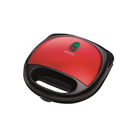 Sencor SSM4304RD rood-zwart Sandwichmaker