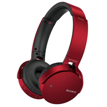 Sony MDR-XB650BTR rood