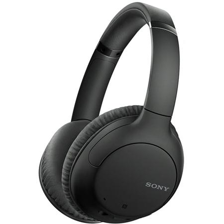 Sony WH-CH710N Bluetooth koptelefoon met noise cancelling zwart