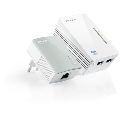 TP-LINK TL-WPA4220KIT wit