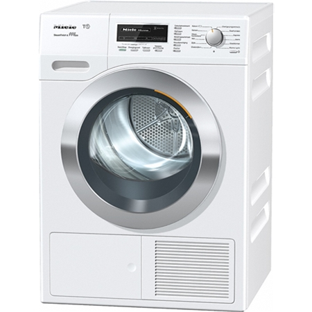 Miele TKL 850 WP FragrangeDos/Steamfinish wit Warmtepompdroger