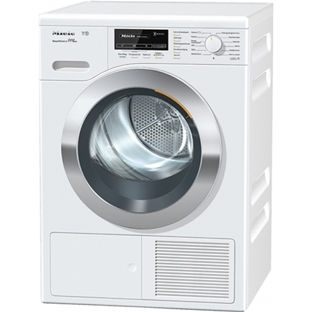 Miele TKG 840 WP FragrangeDos/Steamfinish wit Warmtepompdroger