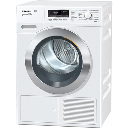 Miele TKR 850 WP FragrangeDos/Steamfinish wit Warmtepompdroger