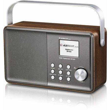 Abrecht DR 855 DAB+ radio