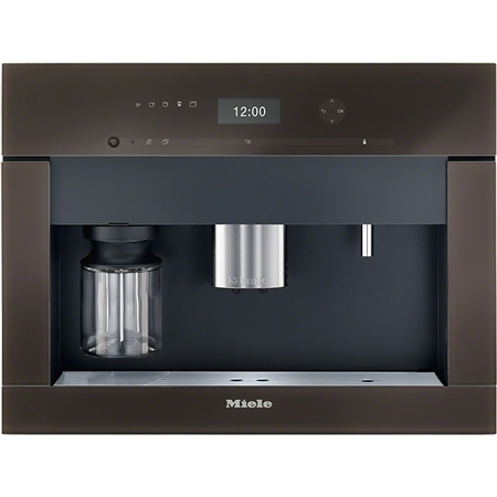 Miele CVA 6401 BR Havannabraun Espressomachine