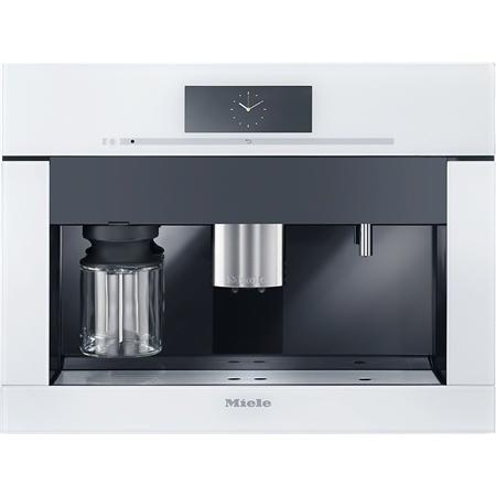 Miele CVA 6805 BW briljantwit Espressomachine