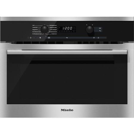 Miele H 6100 BM RVS Grill Oven