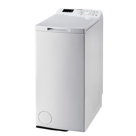 Indesit ITW D 61252 W EU wit Wasmachine