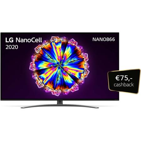 Foto van LG 49NANO866NA 4K NanoCell TV