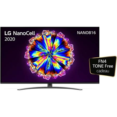 Foto van LG 55NANO816NA 4K NanoCell TV