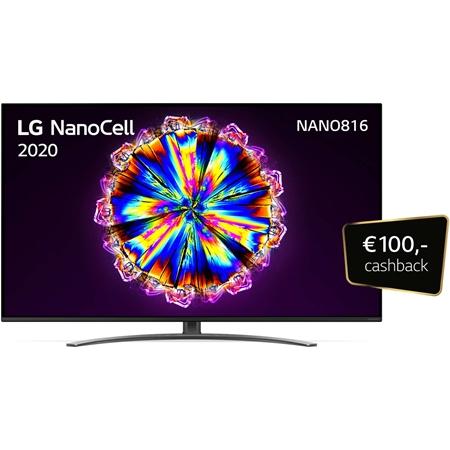 Foto van LG 65NANO816NA 4K NanoCell TV