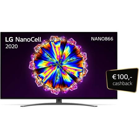 Foto van LG 65NANO866NA 4K NanoCell TV