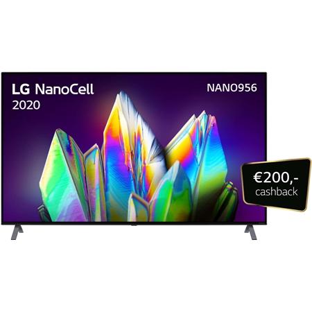 Foto van LG 65NANO956LA 4K NanoCell TV