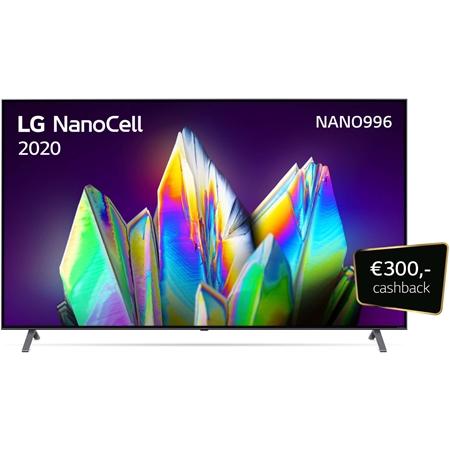 Foto van LG 75NANO996LA 8K NanoCell TV