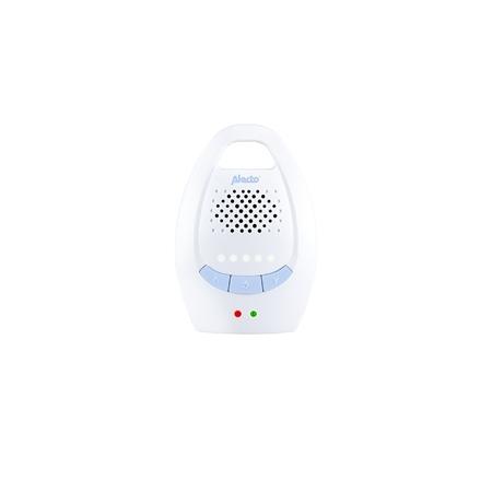 Alecto DBX-10 wit-blauw Babyfoon