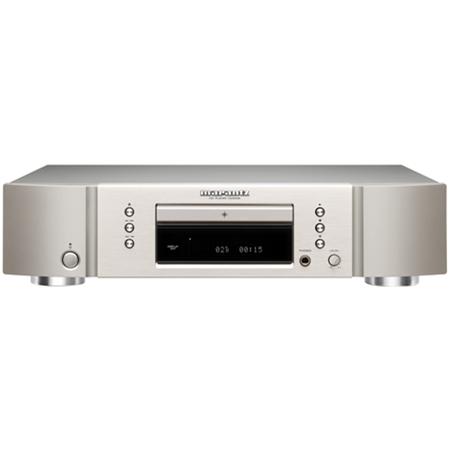 Marantz CD 5005 zilver-goud CD Speler