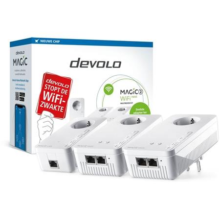 Devolo Magic 2 WiFi next Multiroom Kit (3 stations) - 8630