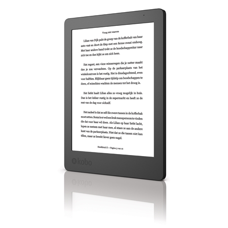Kobo Aura 2nd Edition 6 inch eReader