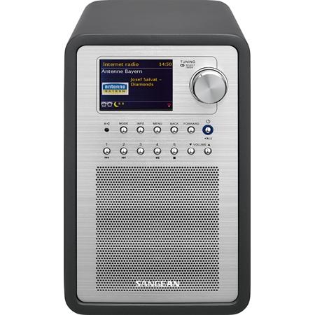 Sangean WFR-70 grijs Portable Radio